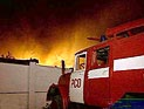 Сегодняшнее утро для пожарных Йошкар-Олы началось с тушения автомобиля