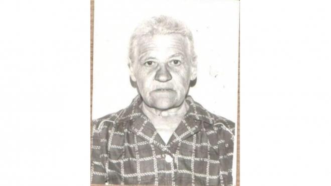 Полицейские ведут поиск 79-летней пенсионерки, жительницы деревни Денисовка Горномарийского района