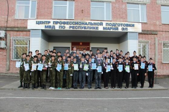 В Марий Эл прошел слет гуманитарно-правовых классов по линии МВД