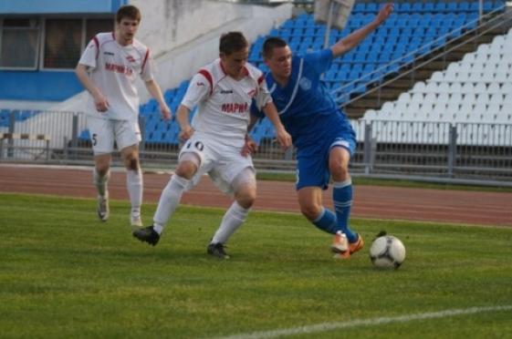 Йошкар-олинский «Спартак» проиграл в Тольятти местной «Ладе»