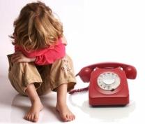 В региональном МВД заработает детский телефон доверия