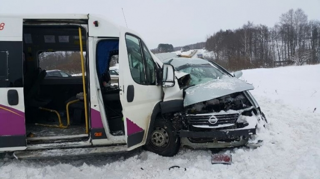 ДТП на Сернурском тракте: один человек погиб, шестеро травмировано