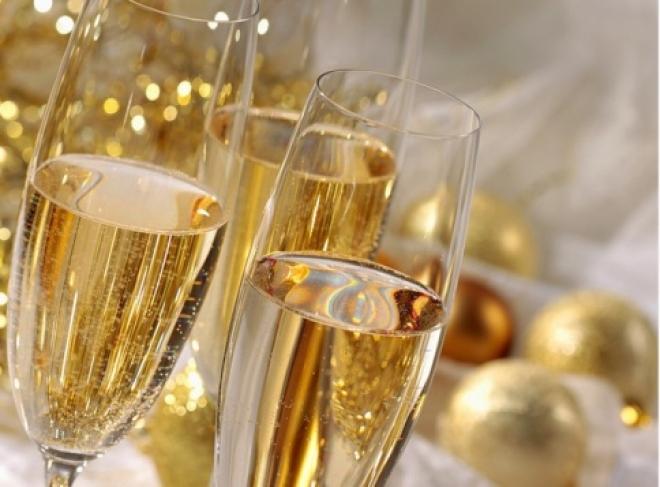Шампанское отмечает свой день рождения