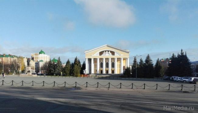 «Марипарк» на сцене национального театра драмы