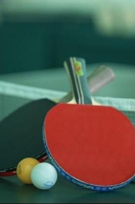 Чемпионат Приволжского федерального округа по настольному теннису постер