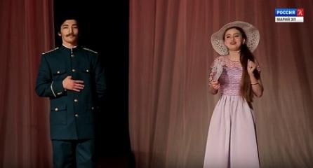 Люди мира – Казахский театр