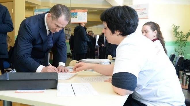 Михаил Бабич выразил уверенность, что выборы пройдут на самом высоком уровне