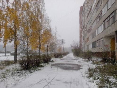 Зима в Марий Эл начнется с оттепели