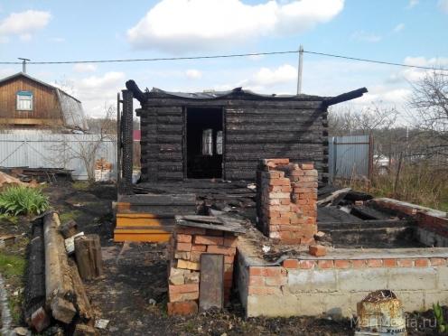 В Марий Эл в выходные произошло 10 техногенных пожаров