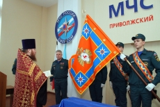 Еще одна силовая структура в Марий Эл обретет собственное знамя