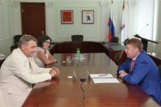 Анатолий Карпов приехал погостить в Марий Эл