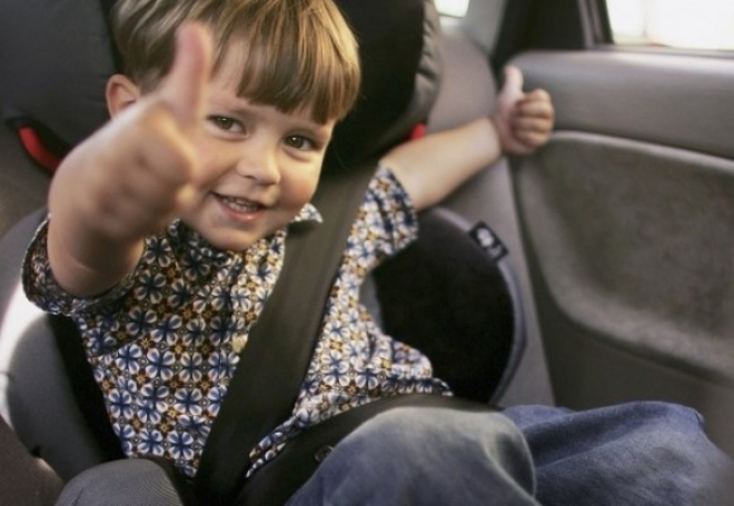 В Йошкар-Оле начались массовые проверки машин с детьми