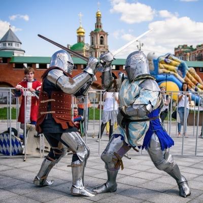"""Исторический фестиваль """"Наследие"""""""