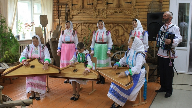 Дом ремёсел появился в Горномарийском районе