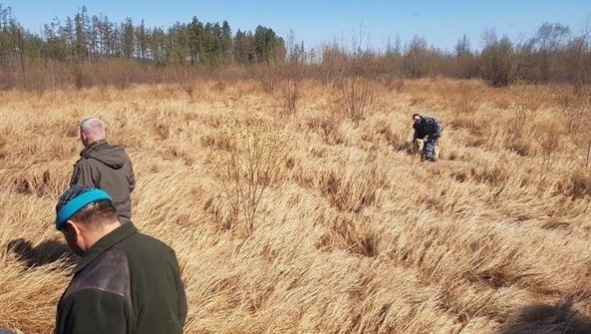 В Амурской области продолжаются поиски пропавшего пожарного из Марий Эл
