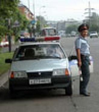 В Марий Эл в поле зрения сотрудников ГИБДД попали дети