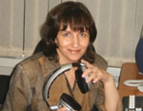 Лучший журналист республики – шеф-редактор «Ретро FM - Йошкар-Ола» Светлана Уколова