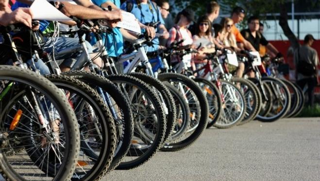 В воскресенье Йошкар-Ола на час превратится в велостолицу