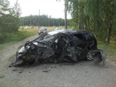 Два водителя погибли в ДТП из-за превышения скорости