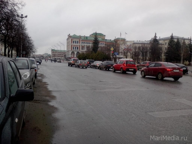 В Йошкар-Оле из-за репетиции парада перекроют центр города