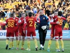 Александр Филимонов сыграл очередной матч на «ноль»