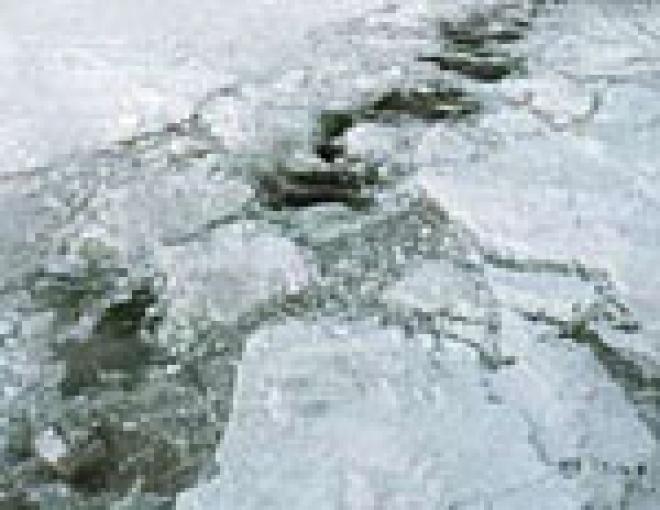 Мониторинг ледового покрытия на водных объектах Марий Эл ведется в штатном режиме