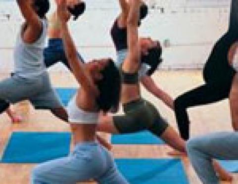 В столице Марий Эл стартовали Всероссийские соревнования по фитнес-аэробике