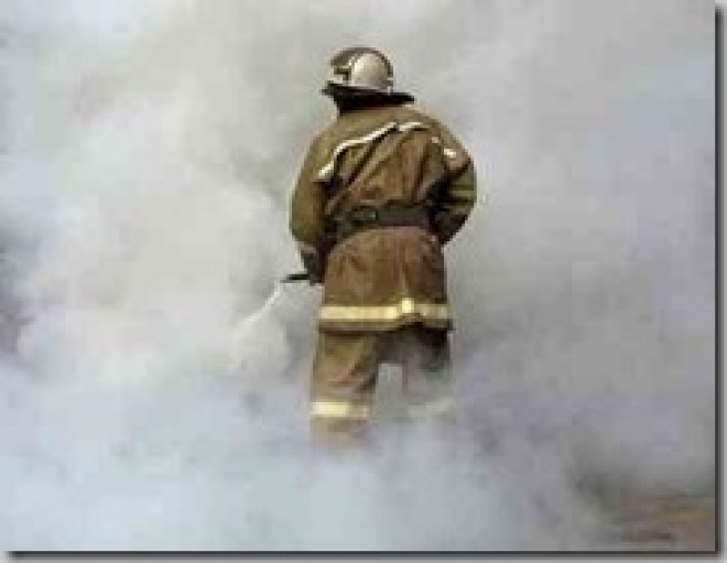В Звениговском районе в огне погибли двое детей