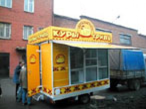 В столице Марий Эл продают несъедобных кур