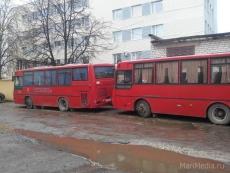 Госавтоинспекторы Марий Эл проверят рейсовые автобусы