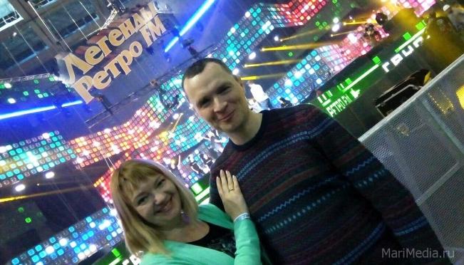 Победители игры «Счастливый билет» на Ретро FM Йошкар-Ола отправились на легендарное шоу