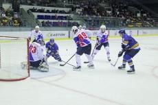 Сегодня в Волжске можно увидеть хоккей международного уровня