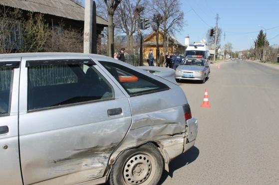 Двенадцатилетний ребенок пострадал в ДТП в Йошкар-Оле