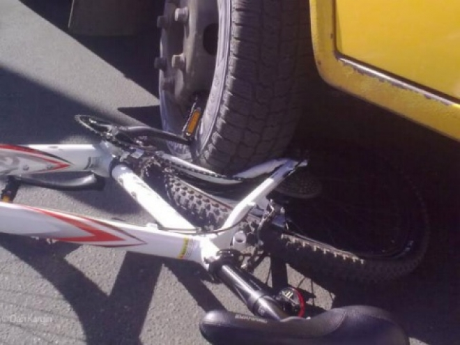 18-летний велосипедист погиб под колёсами «шестёрки»