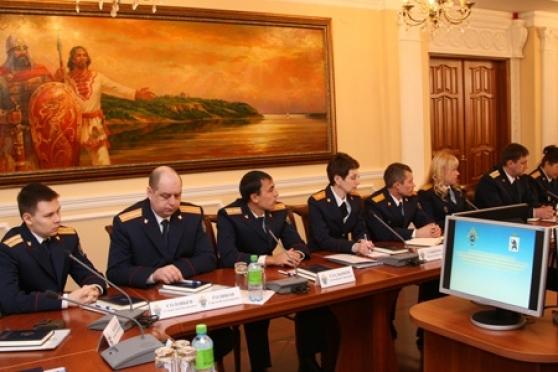 Следственный комитет в Марий Эл возбудил за 2013 год около 600 уголовных дел