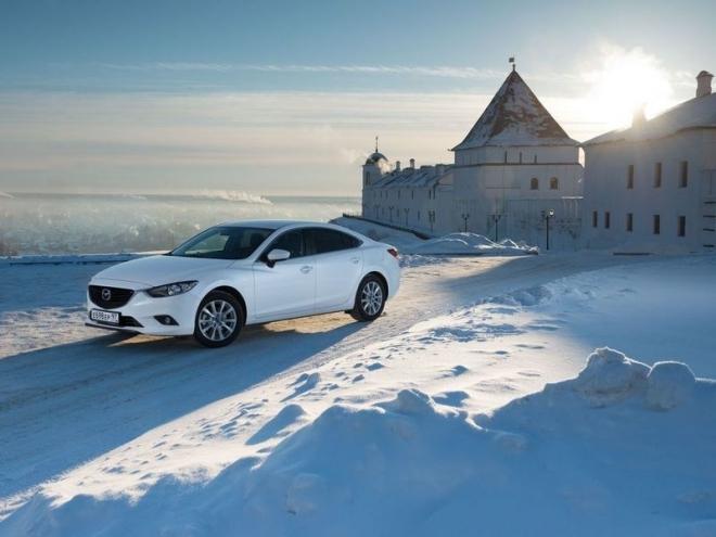 Mazda в Россию пойдёт под заказ