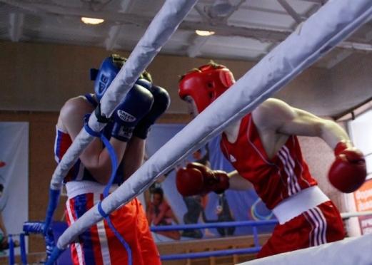 Боксер из Марий Эл привез «бронзу» из Ханты-Мансийска