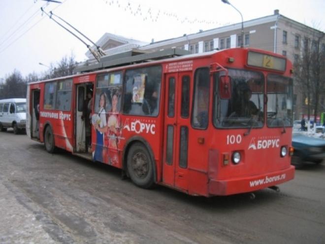 Йошкар-Олу на четыре дня оставят без троллейбусов