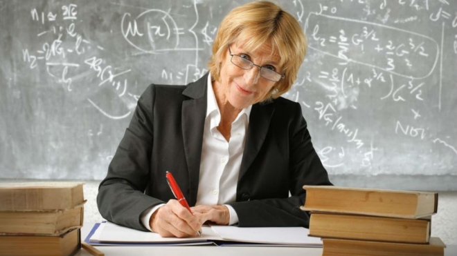 В региональном Отделении ПФР числятся 7400 педагогов-пенсионеров