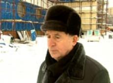 Новый йошкар-олинский бассейн на берегу реки М.Кокшага готов на 90%