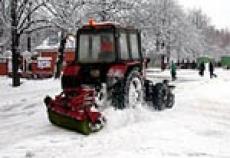 Йошкар-олинская снежная свалка перешла на круглосуточный режим работы