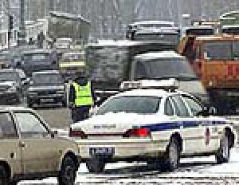 Йошкар-олинские водители устали от скользкой дороги