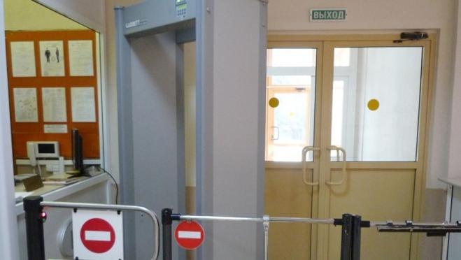 В школах Марий Эл появятся стационарные металлодетекторы