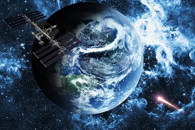 В пятницу 13-го на Землю обрушится кусок «таинственного» космического мусора