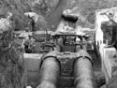 Центральная система водоснабжения в п.Визимьяры (Килемарский район Марий Эл) заморожена