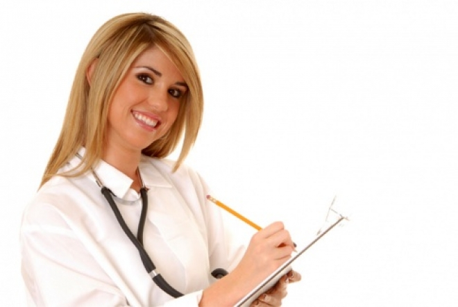 Учащимся медицинского колледжа вручили именные стипендии