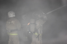Йошкар-олинские пожарные вовремя пришли на помощь пожилой женщине