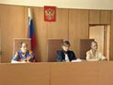 В столице Марий Эл троих лжесвидетелей посадили на скамью подсудимых