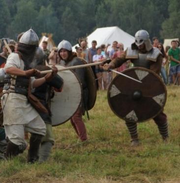 Йошкар-олинские воины вернулись с исторической битвы под Москвой