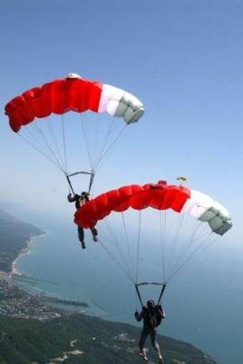 Кубок Республики Марий по парашютному спорту постер